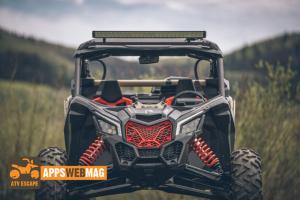 Can-Am Maverick X3 & Smart-Shox Technology