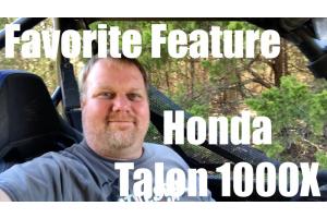 Honda Talon Automatic & Manual Transmission Modes- My Favorite Feature Video