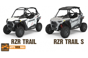New 2021 Updated Polaris RZR Trail & Trail S Models