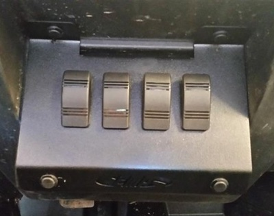 Dash Switch Panels