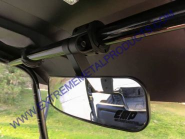 "EMP 13"" Wide Adjustable Panoramic Rear View Mirror"