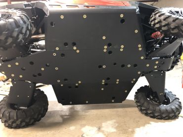 Trail Armor General Full Skids