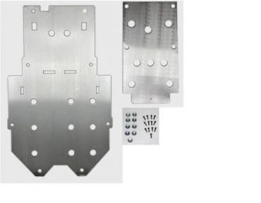 EMP Pioneer 500 & 520 Belly Skid Plates