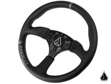 Assault Industries 350R Leather Steering Wheel