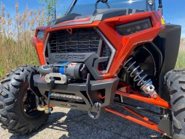 EMP RZR Stubby Front Winch Bumper