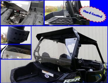 EMP RZR Cab Back / Dust Stopper