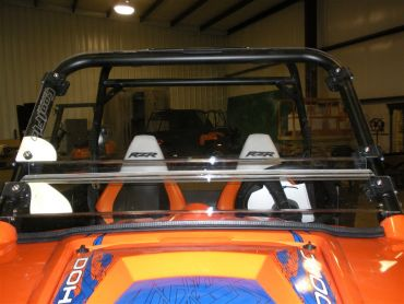 Trail Armor RZR CoolFlo Full Windshield With Fast Clamps