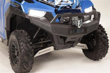 EMP General Brush Guard With Winch Mount
