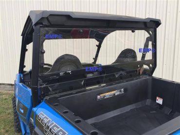 EMP General Cab Back / Dust Stopper