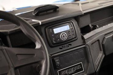 EMP General In-Dash Bluetooth Stereo
