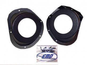 EMP General Under Dash Speaker Pods