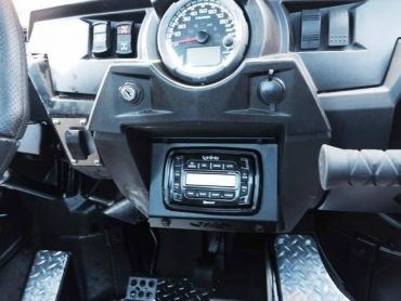 EMP RZR In-Dash Bluetooth Stereo