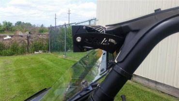 EMP RZR & General Front Light Bracket Set