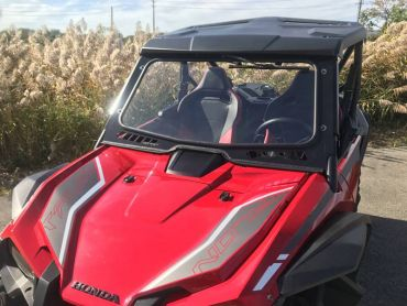 Honda Talon 1000X, Talon 1000R, & Talon 1000X-4 Laminated Glass Windshield