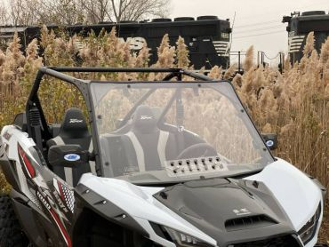 EMP Teryx KRX 1000 Full Windshield With Vent
