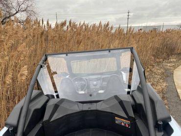 EMP Teryx KRX 1000 Cab Back / Dust Stopper