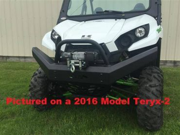 EMP Teryx & Teryx4 Front Bumper Brush Guard With Winch Mount