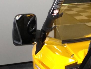 EMP UTV Folding Side Mirror Set
