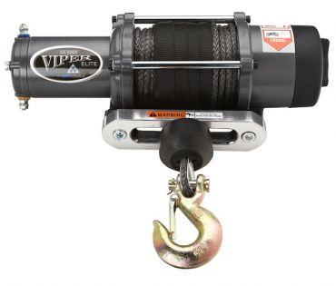 Viper Elite Wide Spool EX4500LB Winch