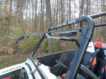 EMP RZR Flip-Up Windshield