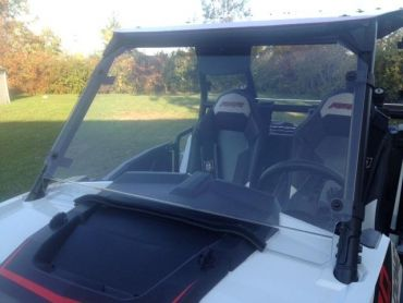 EMP RZR Full Windshield