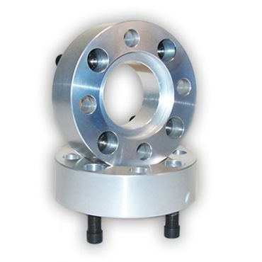 "High Lifter Wheel Spacers (One Pair)- 2"" 4/137 12mm x 1.25"
