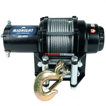 Viper Midnight 4500LB Winch