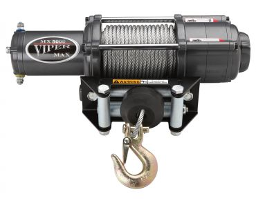 Viper Max Wide Spool 5000LB Winch