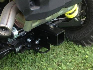 "EMP RZR Rear 2"" Square Receiver Hitch"