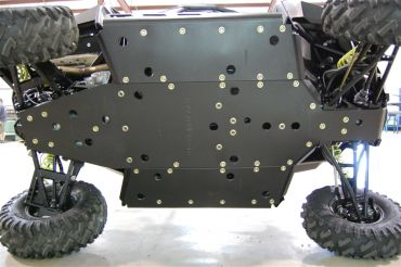 Trail Armor RZR Full Skids With Sliders