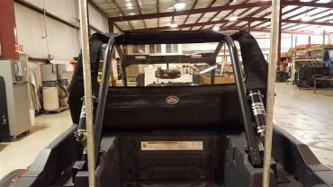 Trail Armor RZR Soft Rear Window