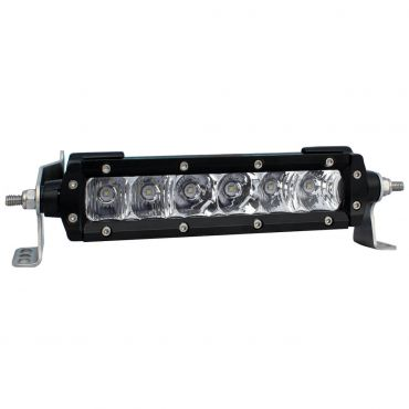 "Sirius 6"" LED Single Row Light Bar"