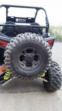 EMP RZR Spare Tire Rack