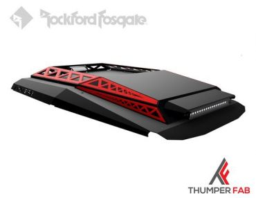 Thumper Fab Polaris RZR 4 Audio Roof