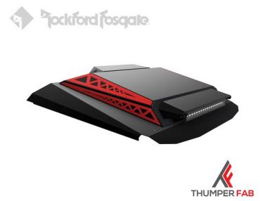 Thumper Fab Polaris RZR Audio Roof