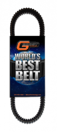 GBoost Technology Polaris World's Best Drive Belt
