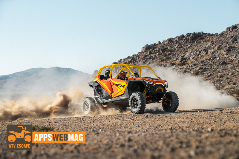 2020 Polaris RZR Pro XP Orange Madness Limited Edition