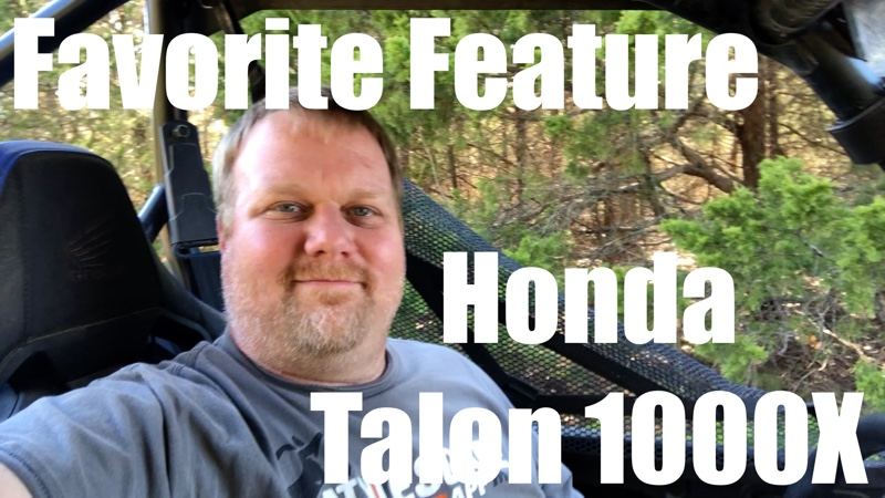 Honda Talon Automatic & Manual Transmission Modes- My Favorite Feature Video