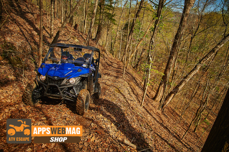 Adventure Guide- Brimstone Recreation & Windrock Park, TN