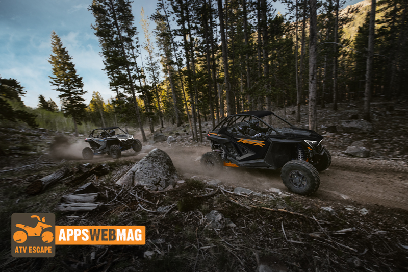2021 Polaris RZR side-by-sides