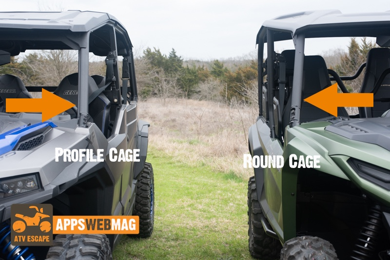 Profile Roll Cage & Round Roll Cage