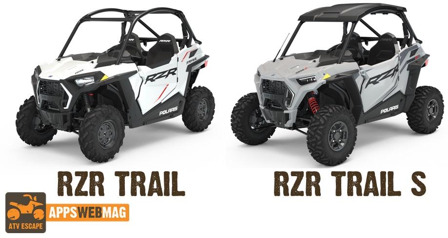 New 2021 Updated Polaris RZR Trail & Trail S Models