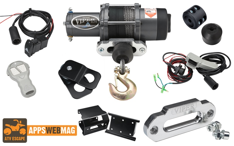 Choosing The Right Winch For You- Winch Buyer's Guide