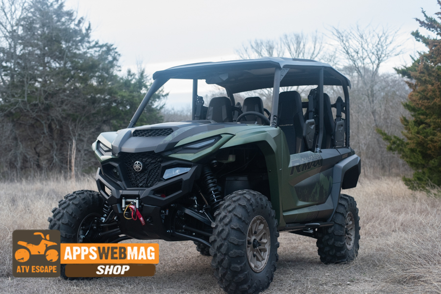 Thoughts On The 2021 Yamaha Wolverine RMAX4
