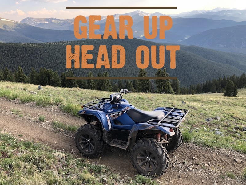 Gear Up & Head Out At Shop ATV ESCAPE