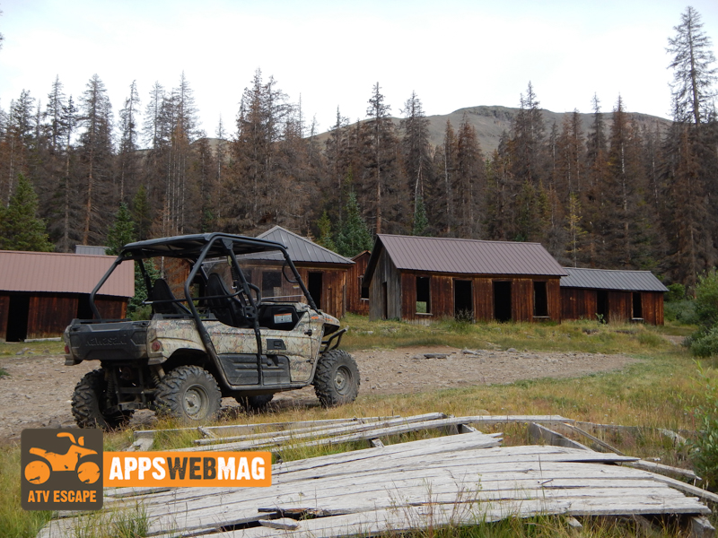 Off-Road Adventure Destination- Lake City, Colorado Wager Gultch