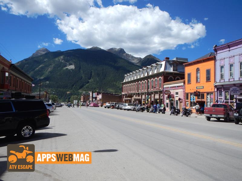 Off-Road Adventure Destination- Silverton, Colorado