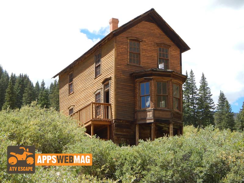 Off-Road Adventure Destination- Anamous Forks, , Colorado