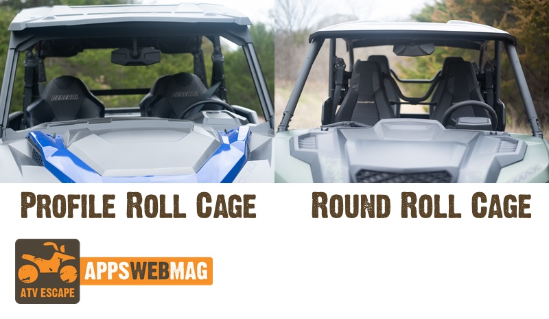 Round & Profile Roll Cages