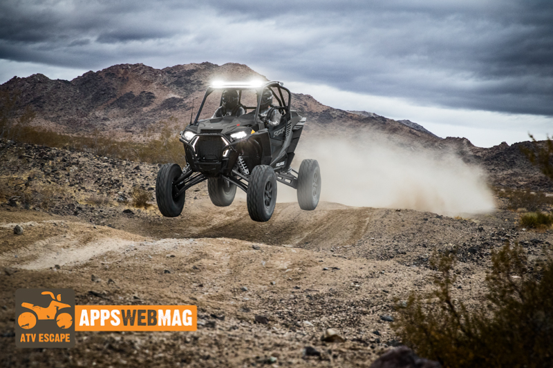 2021 Polaris RZR XP Turbo S